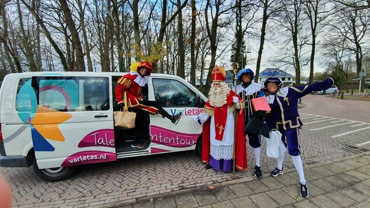 Sint in Varietas-bus